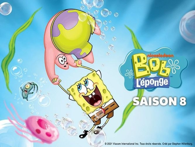 Bob l'éponge n° 8 épisode n° 1