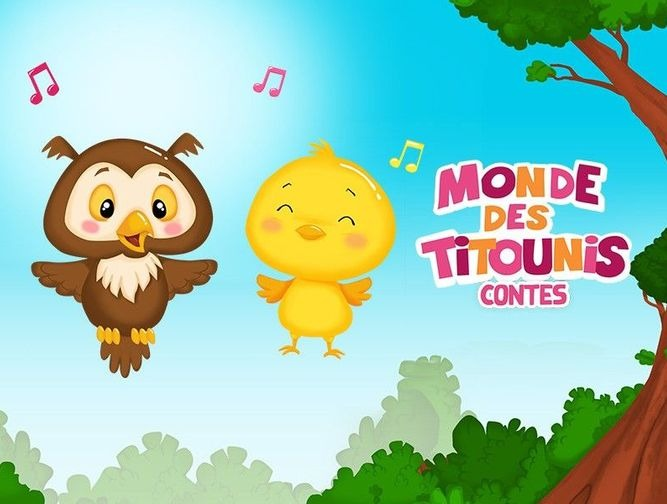 Monde des Titounis - Contes n° 1 épisode n° 1