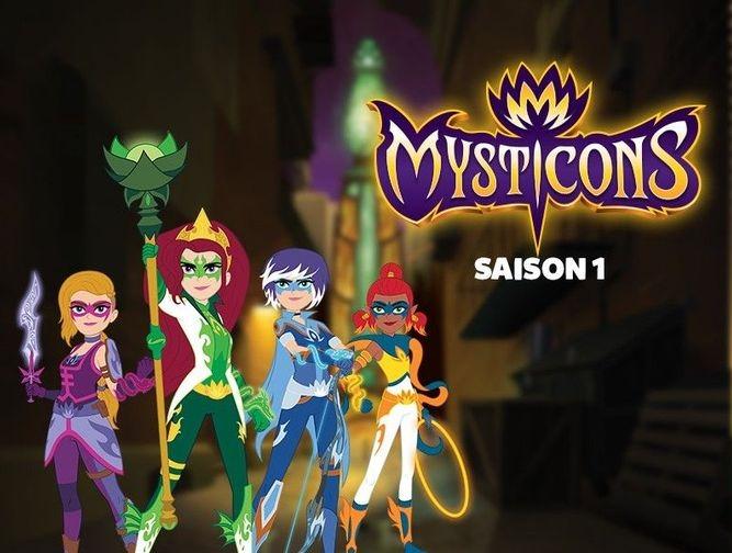 La formation des Mysticons