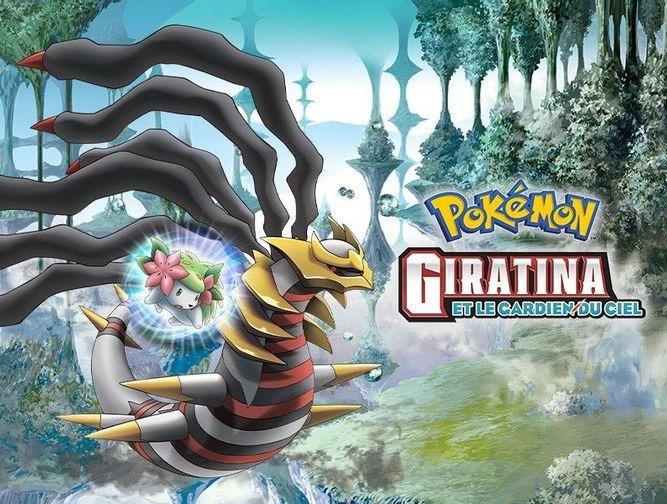 Pokémon : Giratina et le Gardien du Ciel