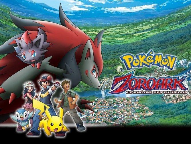 Pokémon 13 le film : Zoroark le maître des illusions