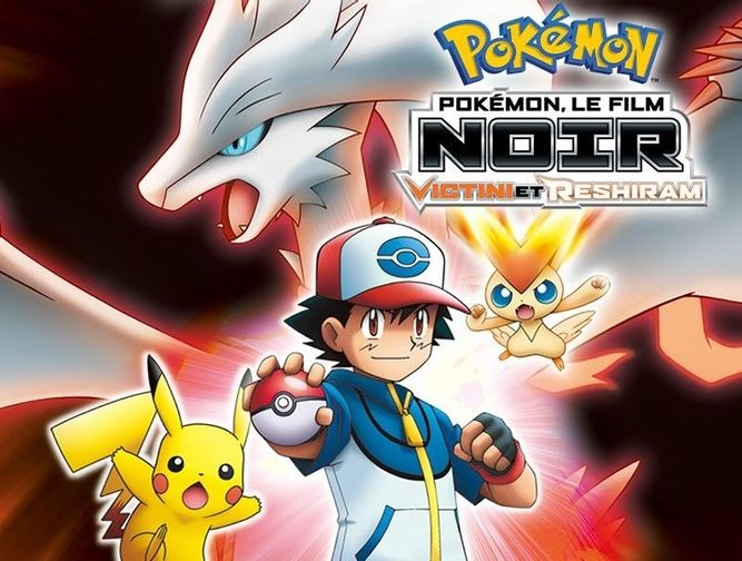 Pokémon le film : Noir - Victini et Reshiram