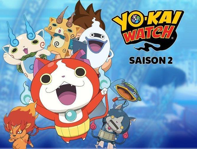 La nouvelle Yo-Kai watch / Le grand déballage