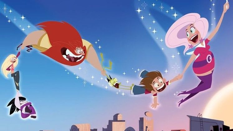 Magic : Famille féerique Férocia super sympa