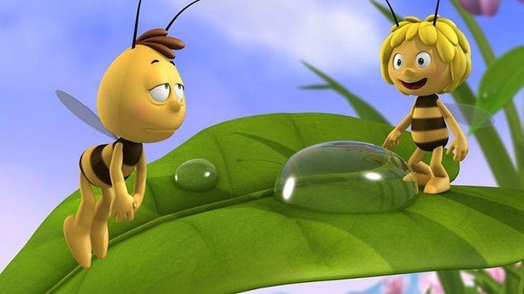 Maya l'abeille Propriété privée