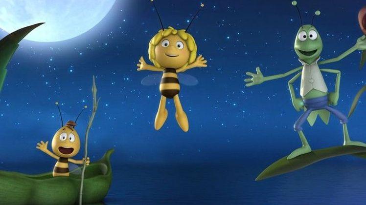 Maya l'abeille Classe Nature