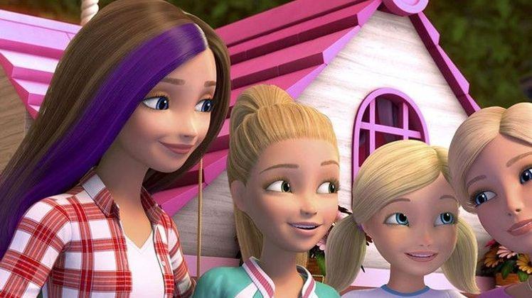 Barbie Dreamhouse Adventures Barbie Roberts: Sirène sous couverture - 2ème partie
