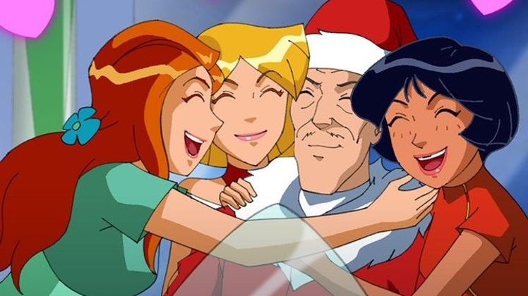 Totally Spies Aéro-WOOHP