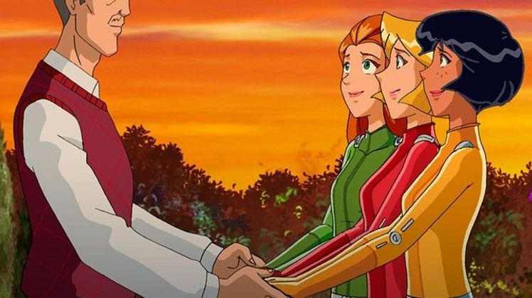 Totally Spies Pizzaïolos d'enfer