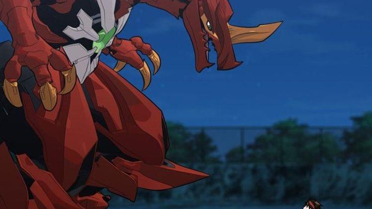 Bakugan: Battle Planet Sorti du Labyrinthe