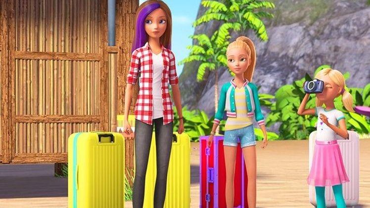 Barbie Dreamhouse Adventures Le Bal des Sentiments