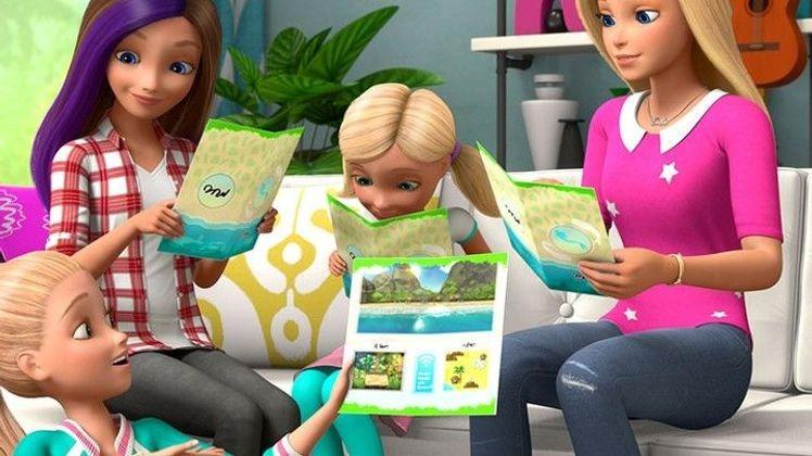 Barbie Dreamhouse Adventures Rentrée des Classes