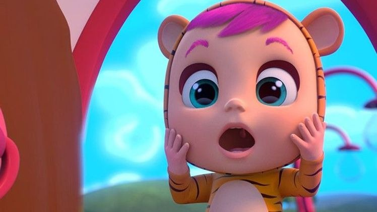 Cry Babies - Magic Tears Vole Lisa vole