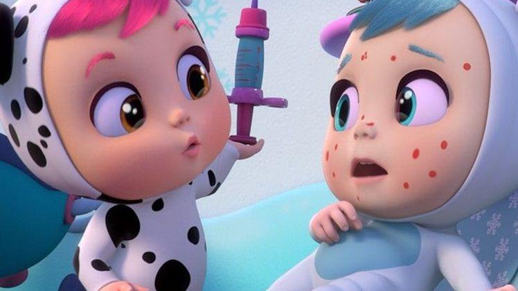 Cry Babies - Magic Tears Le traducteur de Pets