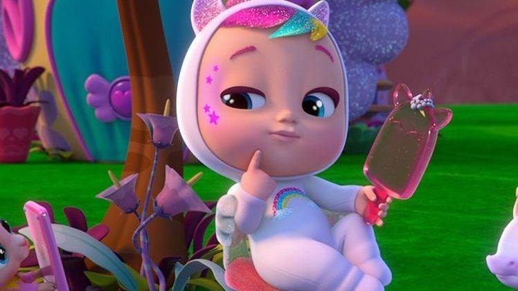 Cry Babies - Magic Tears Peaux de bananes