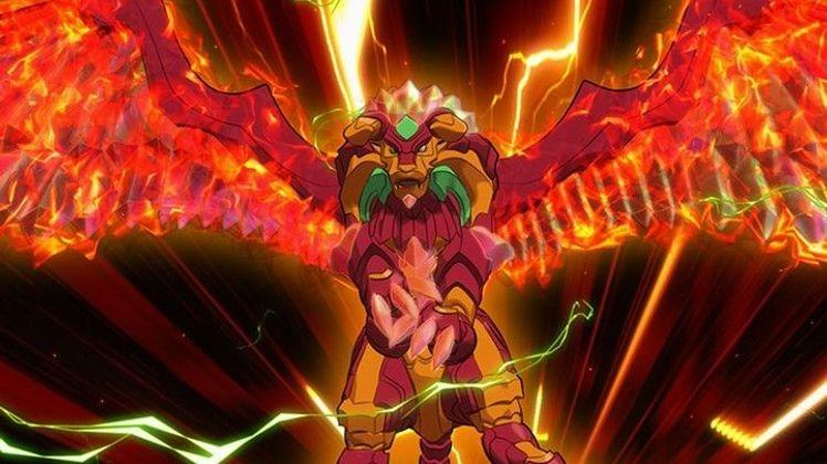 Bakugan Geogan Rising Les mystérieux bandits masqués