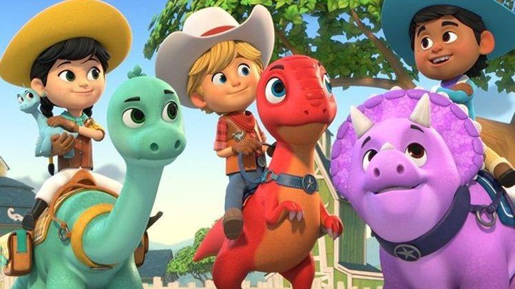 Dino Ranch La famille d'abord