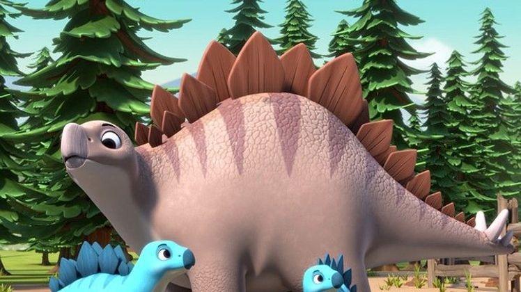 Dino Ranch Alerte au Spinosaure