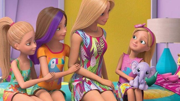 Barbie & Chelsea - L'anniversaire perdu Barbie & Chelsea - L'anniversaire perdu