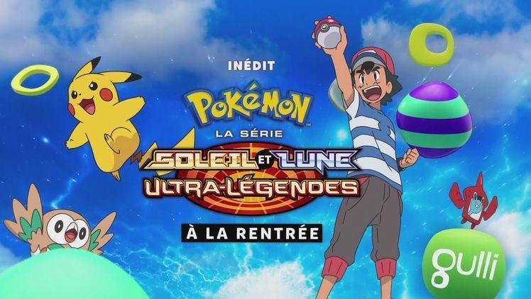 Pokémon Episodes Jeux Et Personnages Gulli