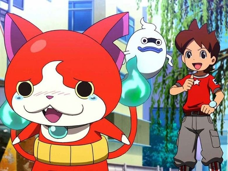 Yo-kai watch en streaming