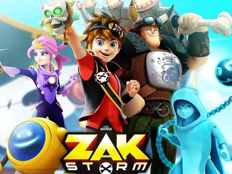 Zak storm super pirate en streaming