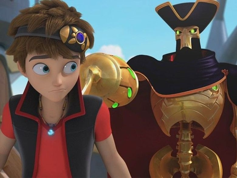 Zak storm super pirate en streaming