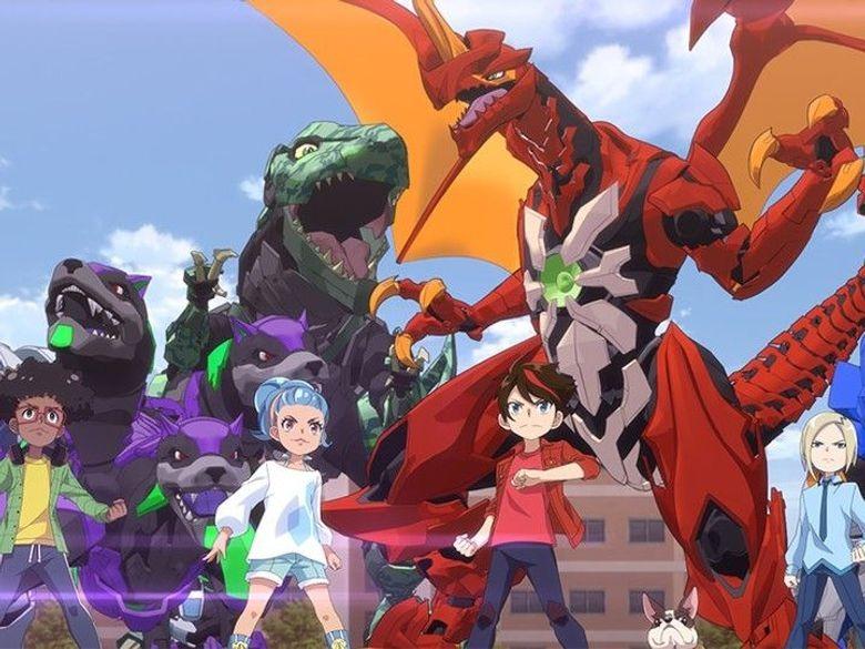 Bakugan: battle planet en streaming