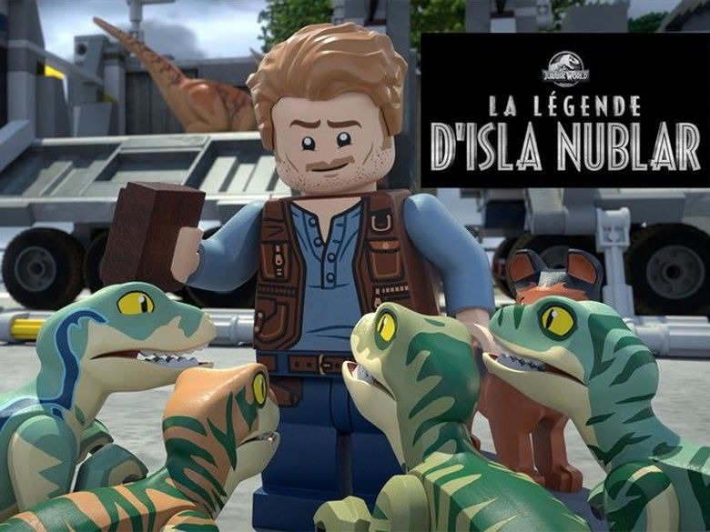 Jurassic world en streaming