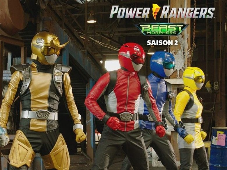 Power rangers du 22/02