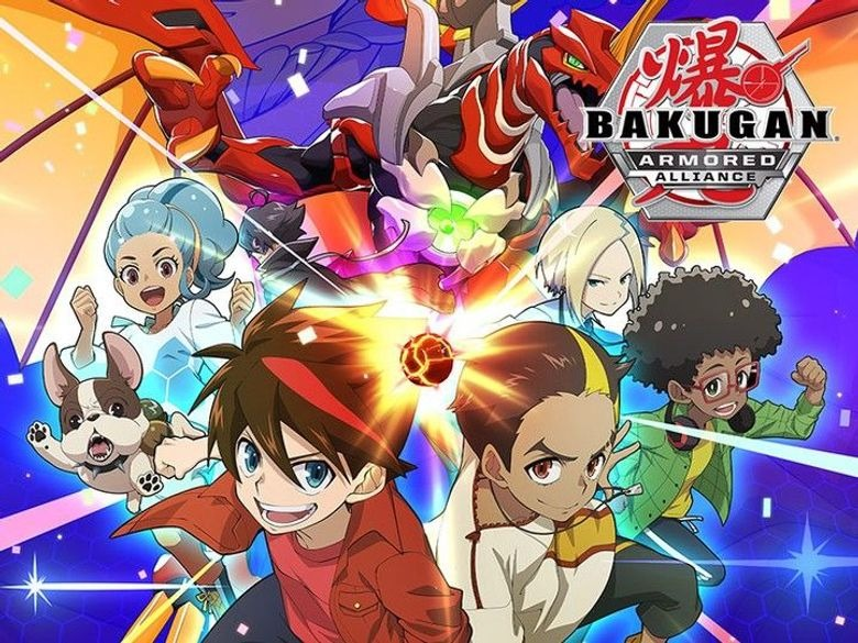 Bakugan: armored alliance en streaming