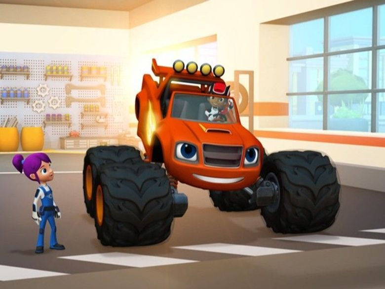Blaze et les monster machines du 14/03